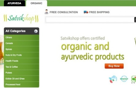Times Internet launches Satvikshop.com, an online store for Organic and Ayurvedic products