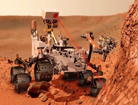 Most valuable penny of universe helping Mars Curiosity rover
