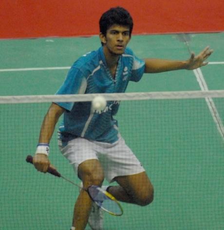 Ajay Jayaram, China Masters