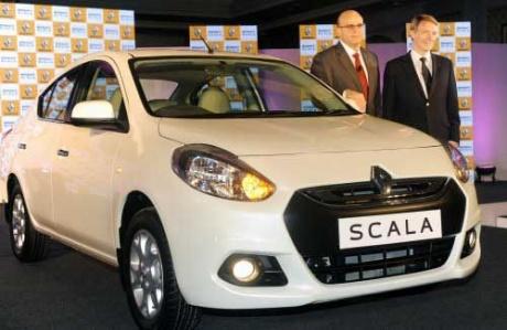 Renault launches Scala sedan