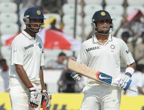 Pujara, Kohli fill void left by India greats