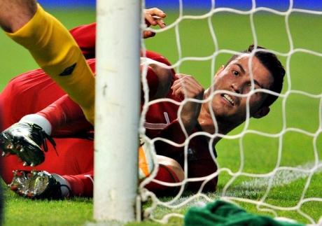 Real Madrid hopes sad Ronaldo recovered for Sevilla