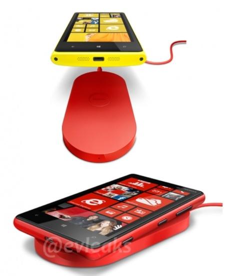 Nokia Lumia Charging Pad