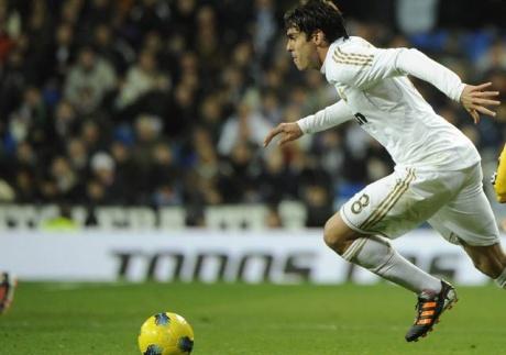 Kaka scores hat-trick for Real Madrid