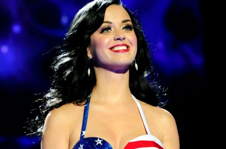 woman of the year, katy perry