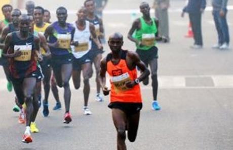 Kipyego, Wude win Delhi Half Marathon