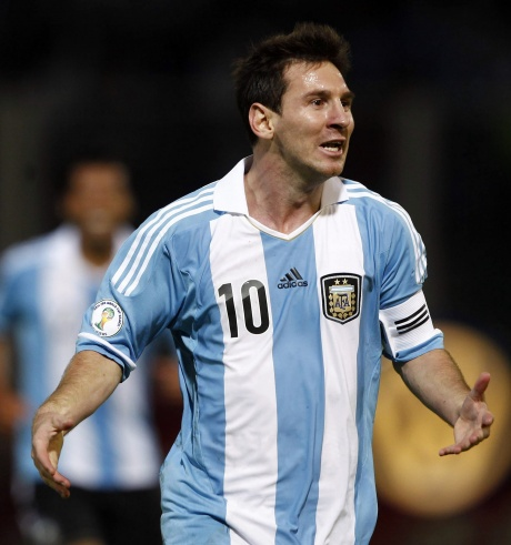 Qualifying first is not important: Lionel Messi