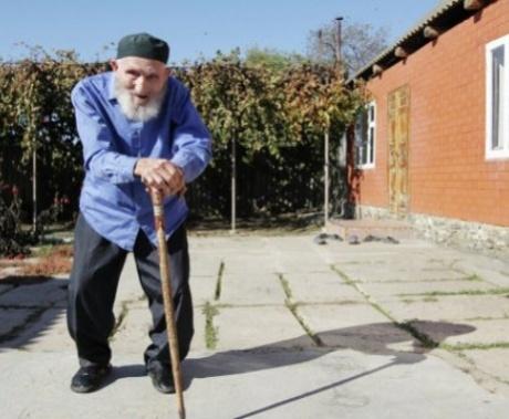 OLDEST GUY