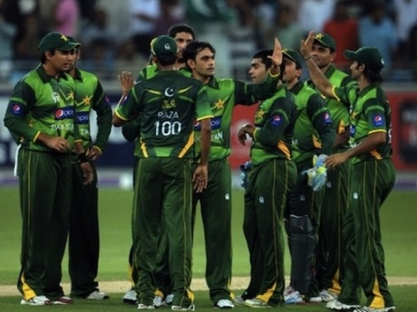 Pakistan T20 World Cup Team