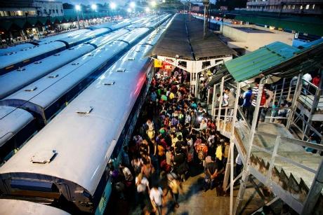 Railways to cancel 28 trains