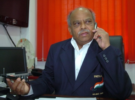Ratan Singh-President Paralympic Committee Of India