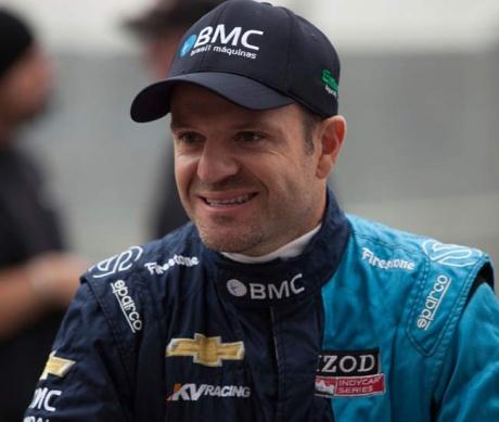 Barrichello to drive in stock car race in Brazil