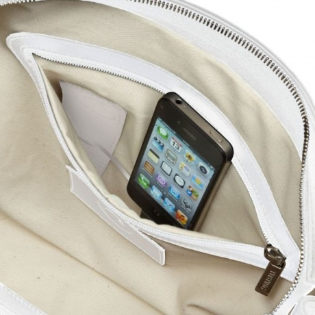 Now, purse that charges cell phone