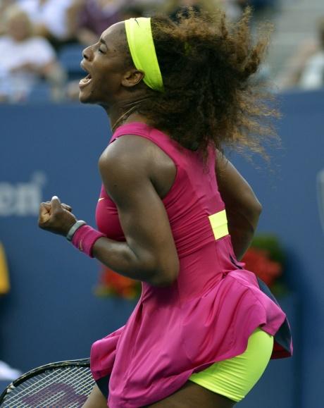 'Incredible' Serena world best: Errani