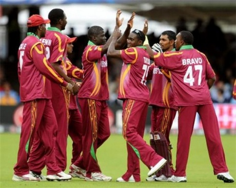 West Indies T20 World Cup Team