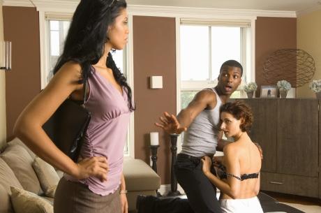 Women forgive infidelity easily, men don't