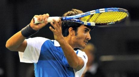 Davis Cup: Yuki gives India 1-0 lead