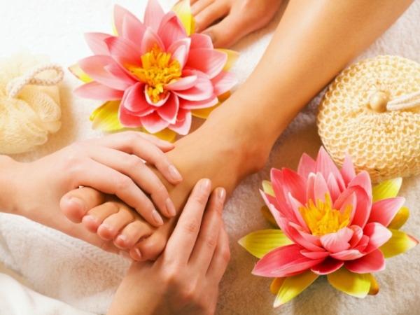 Sex Starters: Foot Massage