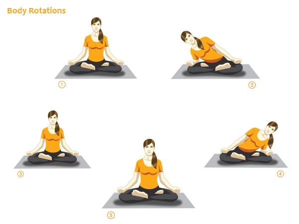 Yoga: Hip-Toning Yoga Asanas