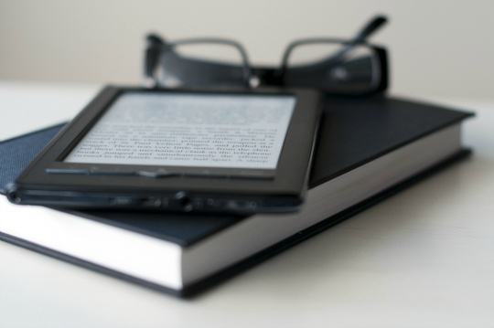 E-Books Challenge Traditional Reading
