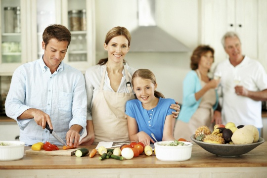 Sharing Housework 'Key to Good Marriage'
