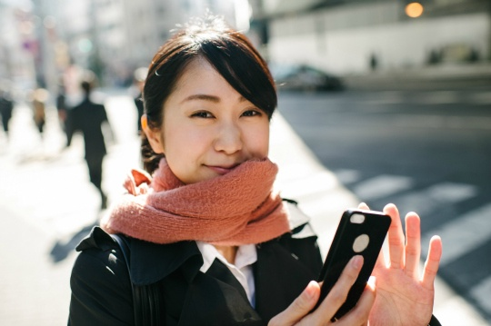 Smartphone Usage Doubles in Japan