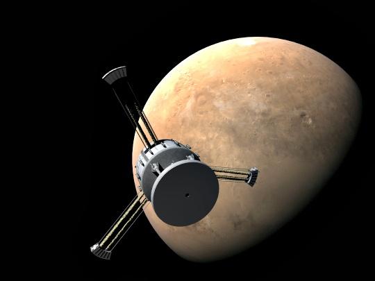 Russia to Explore Moon, Mars