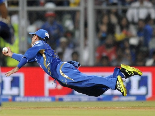 Pic Of The Day: Ricky Ponting's Flying Catch In IPL 2013!