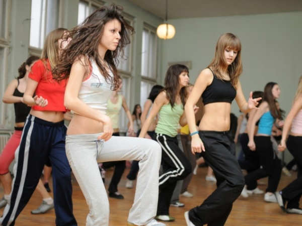 Workout Review: Zumba Fitness