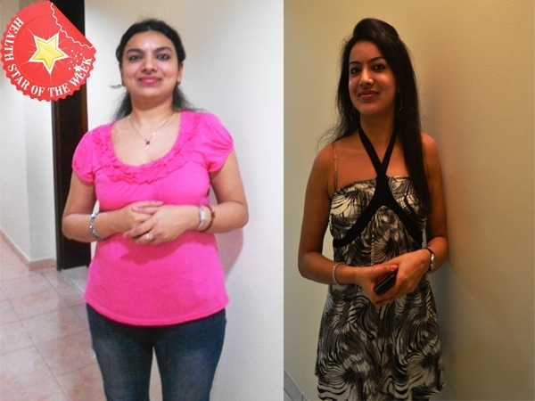 Health Star Of The Week:  Parul Oberai's Yoga Way To Weight Loss