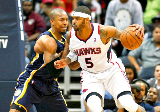 Atlanta Hawks Pull Even with Pacers