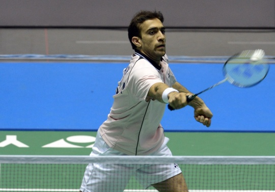 India Open: Anand Pawar's Dream Run Ends
