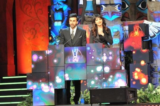 Ranbir Kapoor and Anushka Sharma