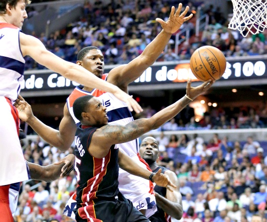Playoff Home-Court Edge for Miami Heat