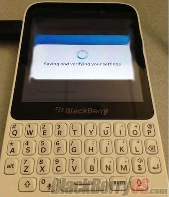 Blackberry Curve 10