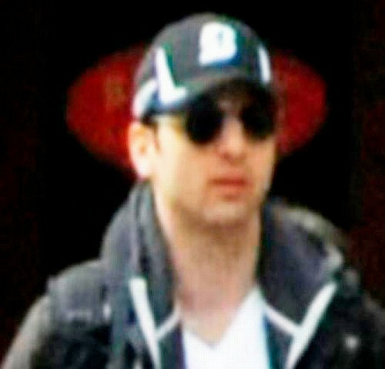 Bostom Bombing Suspect