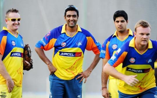IPL: Kolkata Knight Riders Face Chennai Super Kings