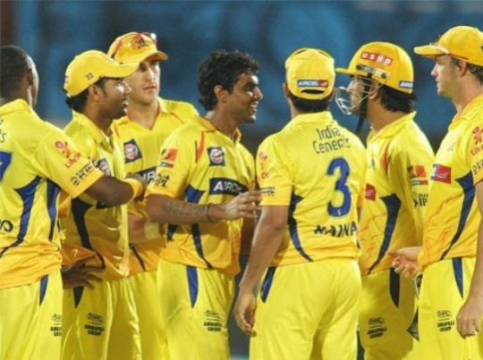 Bangalore All Set for Chennai Challenge
