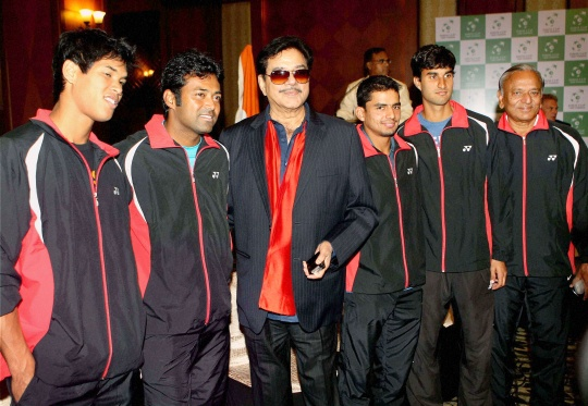 Davis Cup: India Face Easy Rival Indonesia