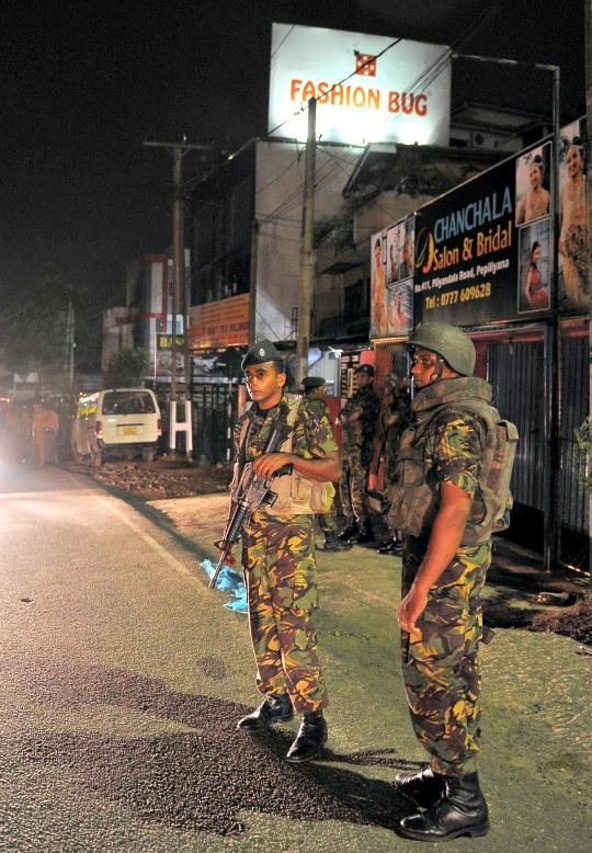 Anti-Muslim Campaign Gathering Pace in Sri Lanka