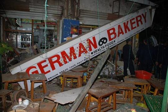 German Bakery Blast Pune