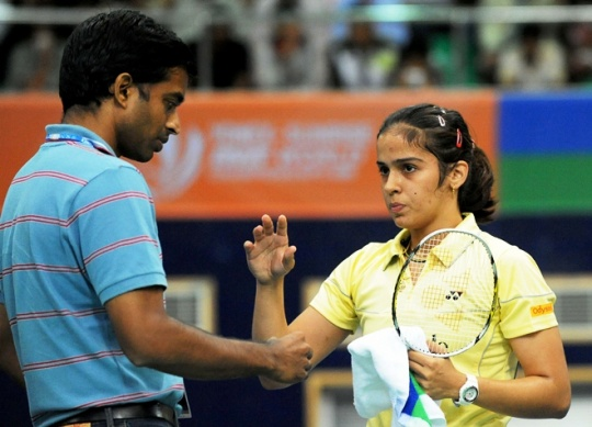 Pullela Gopichand Happy With Emerging Players