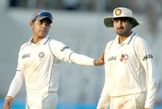 Harbhajan Singh A Backstabber: Sreesanth