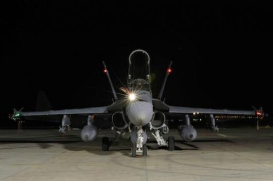 Hornet Fighter Jet