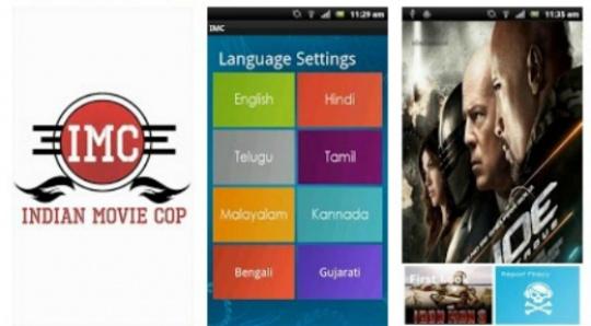 Indian Movie Cop