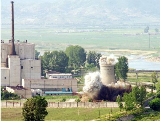 N Korea Vows to Restart Nuke Reactor