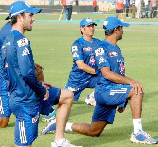 Rajasthan Royals Face Mumbai Indians