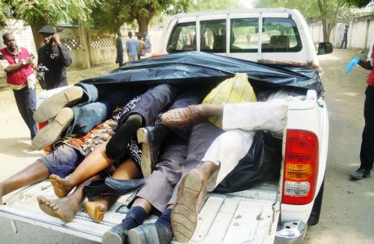 Army-Jihadi Clash Kills 187 in Nigeria