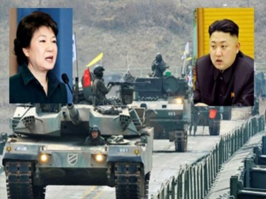South Korea vs North Korea