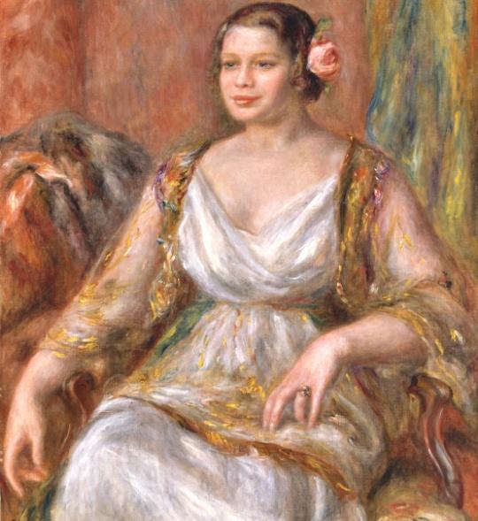Portrait of Tilla Durieux